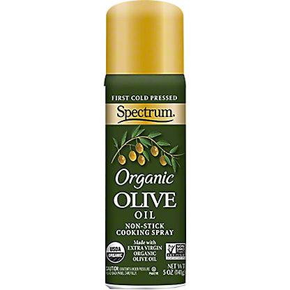 Spectrum Cooking Oil, Olive, Spray,6 OZ