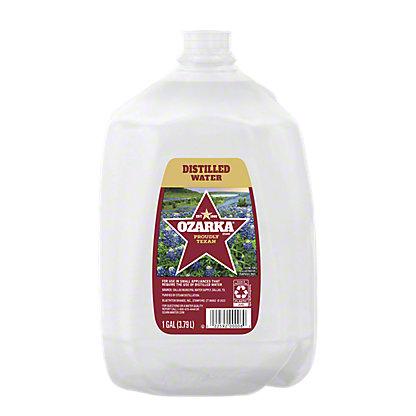 Ozarka Ozarka Distilled Water,1.00 gl