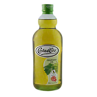 Costa d'Oro Grapeseed Oil,1 LT