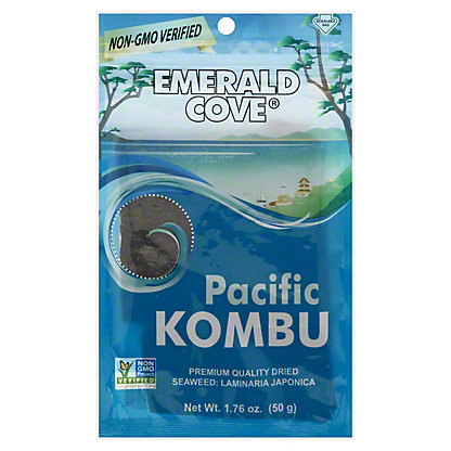 Emerald Cove Kombu Seaweed,1.76OZ