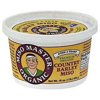Gre Miso Unpasteurized Barley Miso, 16 oz