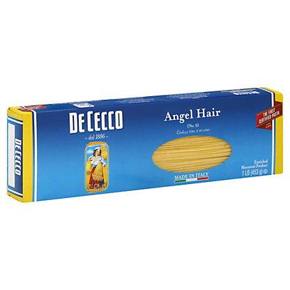 De Cecco Angel Hair Pasta 1 Lb Central Market
