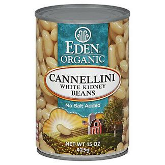 Eden Organic Cannellini White Kidney Beans, 15 oz