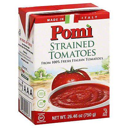 Pomi Strained Tomatoes,26.46 oz