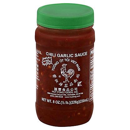 Huy Fong Chili Garlic Sauce,8 OZ