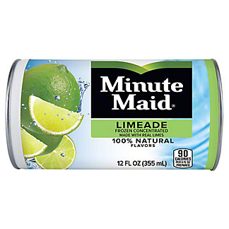 Minute Maid Premium Frozen Limeade,12 oz