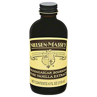 Nielsen-Massey Madagascar Bourbon Vanilla Extract, 4 OZ
