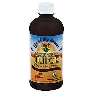 Lily of the Desert Organic Aloe Vera Juice, 32 oz