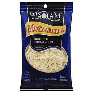 Haolam Mozzarella Shredded Cheese,8 OZ