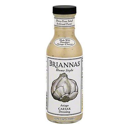 Brianna's Home Style Asiago Caesar Dressing,12.00 oz