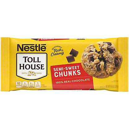 Nestle Toll House Semi-Sweet Chocolate Chunks,11.5 oz