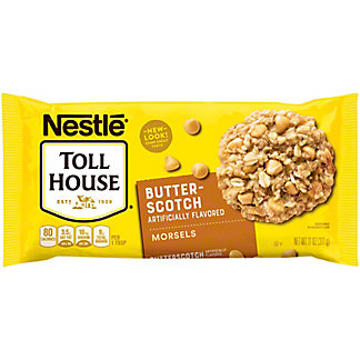 Nestle Toll House Butterscotch Morsels,11 oz