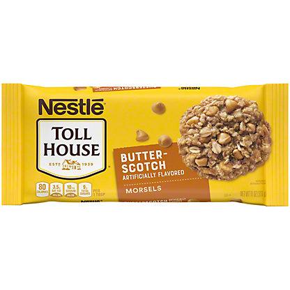 Nestle Toll House Butterscotch Morsels,11 oz