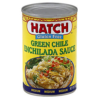 Hatch Medium Green Chile Enchilada Sauce, 15 oz