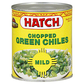 Hatch Mild Green Chop Chilies,26 OZ