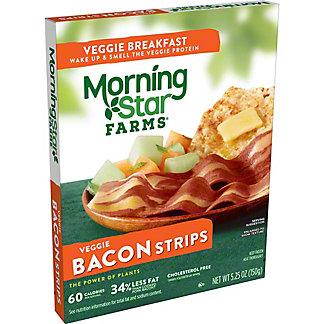 MorningStar Farms Veggie Bacon Strips,5.25 OZ
