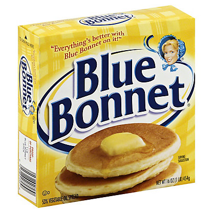 Blue Bonnet 53% Vegetable Oil Spread, 16 oz