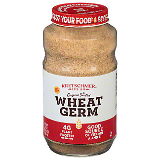 Kretschmer Original Toasted Wheat Germ,20 OZ