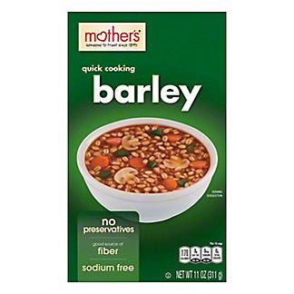 Mother's 100% Natural Whole Grain Barley,11 OZ