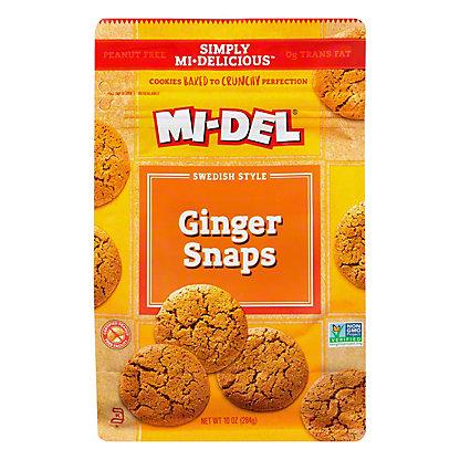 Mi del Mi del Swedish-Style Ginger Snaps,10 oz
