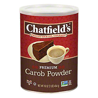 Chatfield's Carob Powder, 16 oz