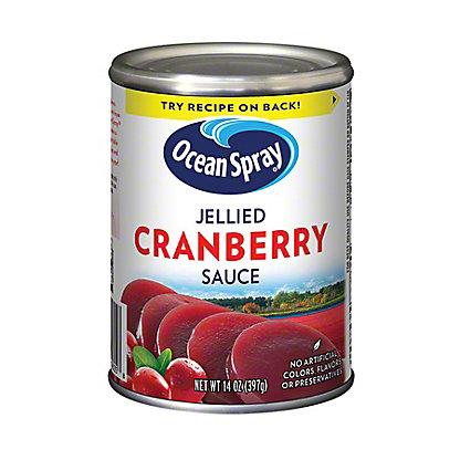 Ocean Spray Jellied Cranberry Sauce, 14 oz