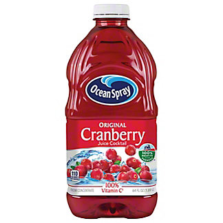 Ocean Spray Cranberry Juice Cocktail, 64 oz