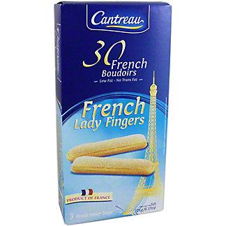 Cantreau Lady Finger Crackers,30.00 ea