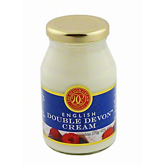 The Devon Cream Company English Double Devon Cream,6 OZ