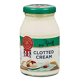 The Devon Cream Company Luxury Clotted Cream,6 OZ
