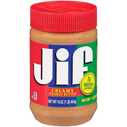 Jif Creamy Peanut Butter,16.00 oz