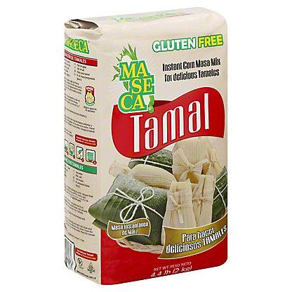 Ma Se Ca Instant Corn Masa Mix For Tamales, 4.4 lb