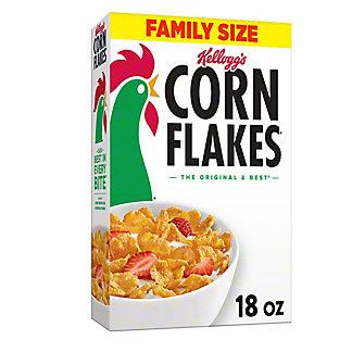 Kellogg's Corn Flakes Cereal,18 OZ