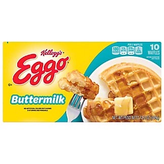 Eggo Buttermilk Waffles, 10 ct