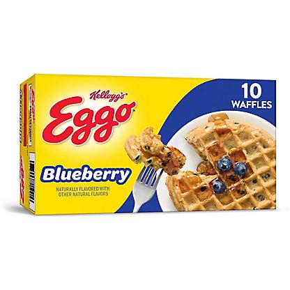Eggo Blueberry Waffles, 10 ct