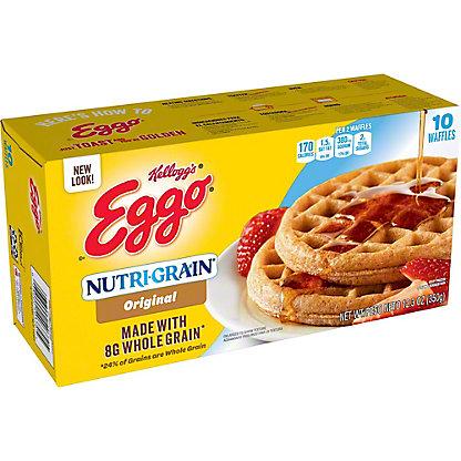 Eggo Nutri-Grain Whole Wheat Waffles