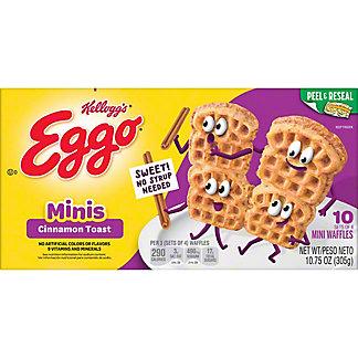 Eggo Cinnamon Toast Waffles, 10 ct