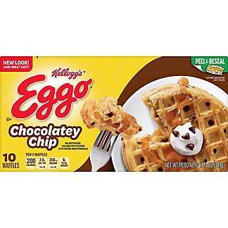 Eggo Chocolate Chip Waffles, 10 ct