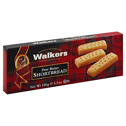 Walkers Pure Butter Shortbread,5.3 OZ