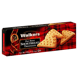 Walkers Pure Butter Shortbread Triangles,5.3 OZ