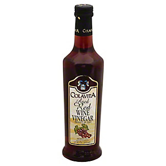 Colavita Aged Red Wine Vinegar,16.9 OZ