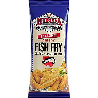 Louisiana Fish Fry Products Seasoned Fish Fry, 10 oz