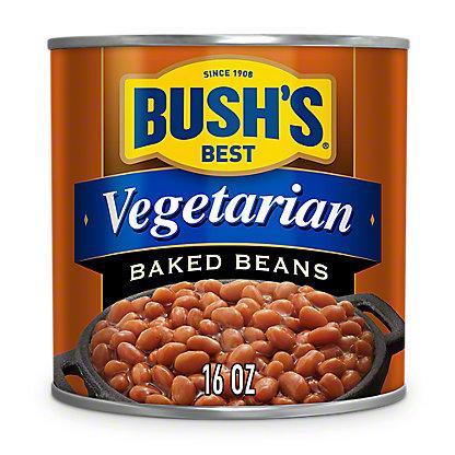 Bush's Best Vegetarian Baked Beans, 16 oz