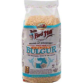 Bob's Red Mill Bulgur & Soft Alfalfa, 28.00 oz