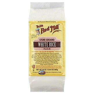 Bob's Red Mill Stone Ground White Rice Flour,24 OZ