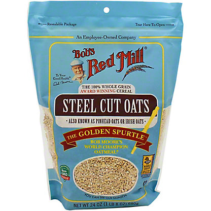 Bob's Red Mill Steel Cut Oats,24.00 oz