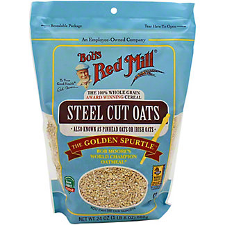 Bob's Red Mill Steel Cut Oats,24.00 oz