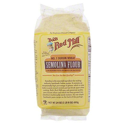 Bob's Red Mill Semolina Flour, 24 oz