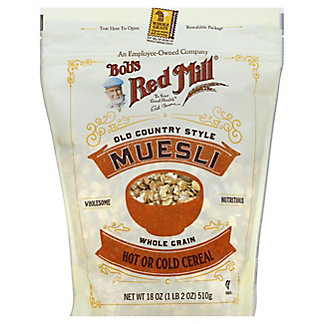 Bob's Red Mill Old Country Style Muesli, 18 oz