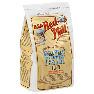 Bob's Red Mill Whole Wheat Pastry Flour, 5 LBS